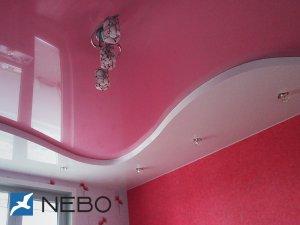 Китайские натяжные потолки - 11598