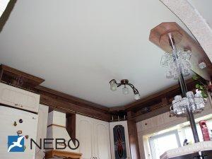 Натяжные потолки - фото - 11617