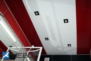 Натяжные потолки - фото - 11634