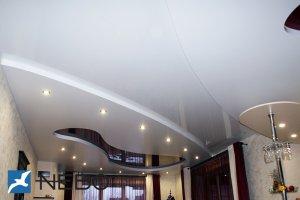 Натяжные потолки - фото - 11635