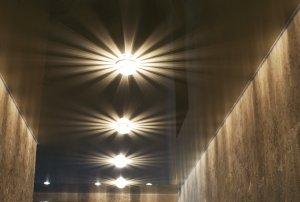 Натяжные потолки - фото - 28829