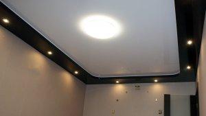Натяжные потолки - фото - 28844