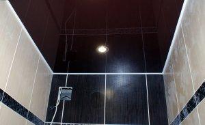 Натяжные потолки - фото - 28860