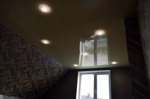 Натяжные потолки - фото - 33049
