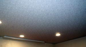 Натяжные потолки - фото - 33057