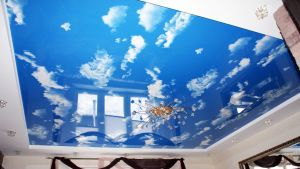 Натяжные потолки - фото - 33064