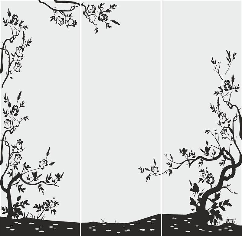 картинки для пескоструя деревья делают