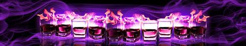 Скинали - Абсент с пурпурным дымом