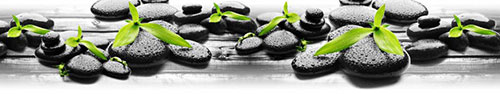 Скинали - Спа камушки с каплями воды (избранный фокус)