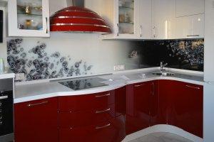 Скинали для красной кухни - 22787