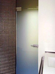 Стеклянные двери - фото - 22940