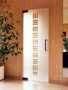 Стеклянные двери - фото - 22943