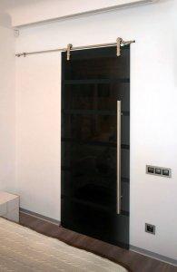 Стеклянные двери - фото - 22960