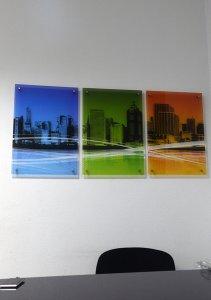 Картины на стекле - 22996
