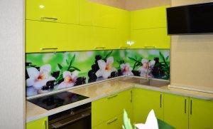 Скинали для желтой кухни - 23034