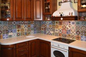 Скинали для классической кухни - 23040
