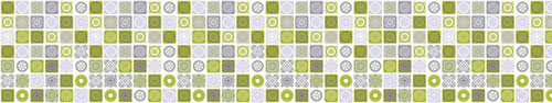 Скинали - Плитка с геометрическими рисунками