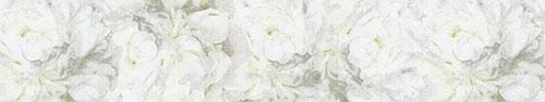 Скинали - Абстрактный фон с белыми пионами