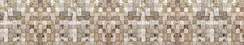 Скинали - Текстура камня в кубиках