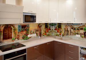 Пожелание для скинали в интерьере кухни - 29207