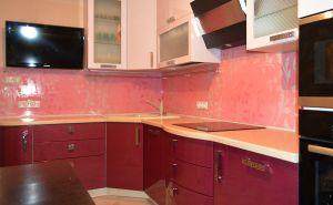 Скинали для розовой кухни - 29214