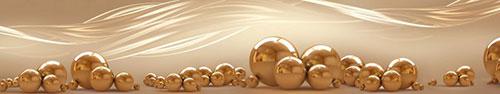Скинали - 3D-сферы на светлом фоне