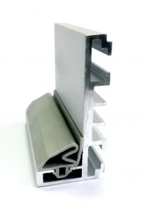 Фурнитура для стеклянных межкомнатных дверей - 30117