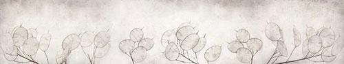 Скинали - Лунник на состаренном фоне