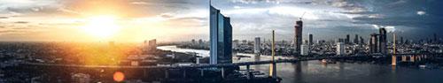 Скинали - Панорама Бангкока