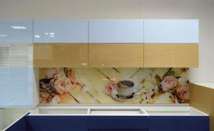 Кофе для скинали в интерьере кухни - 31308