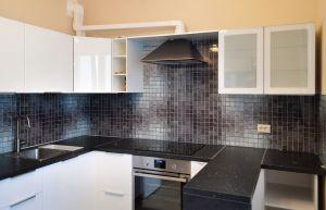 Плитка для скинали в интерьере кухни - 31309