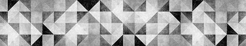 Скинали - Геометрический паттерн на винтажной бумаге