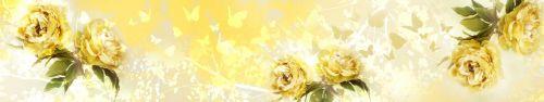 Скинали - Чудесные цветы маслом на светлом фоне