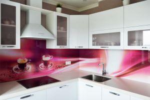Кофе для скинали в интерьере кухни - 32467