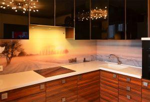 Закаты и рассветы для скинали в интерьере кухни - 32469