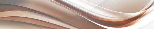 Скинали - Абстрактные волны в дымчатом оттенке