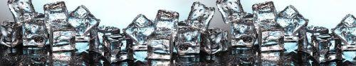 Скинали - Кубики льда крупным планом