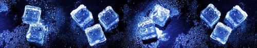Скинали - Кубики льда в каплях воды