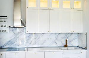 Текстуры для скинали в интерьере кухни - 32797