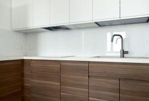 Скинали для коричневой кухни - 32802