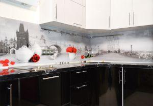 Скинали для черной кухни - 32844