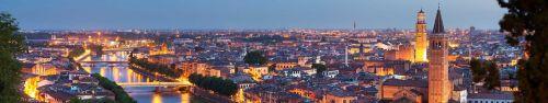 Скинали - Огни Вероны, панорамный вид