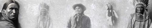 Скинали - Фотографии индейцев апачи
