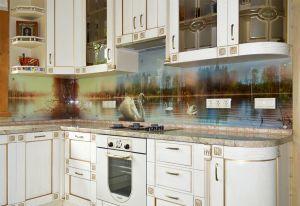 Скинали для классической кухни - 32978