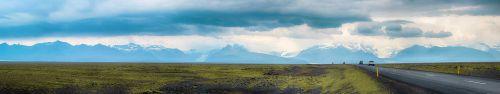 Скинали - Путь к горам, Исландия