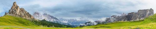 Скинали - Панорама итальянской долины