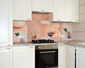 Посуда для скинали в интерьере кухни - 33270