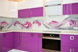 Скинали для розовой кухни - 33271