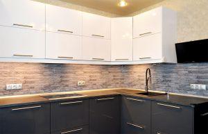 Текстуры для скинали в интерьере кухни - 33273