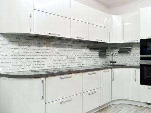 Текстуры для скинали в интерьере кухни - 33284